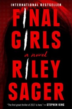 Book cover for Final Girls by Riley Sager