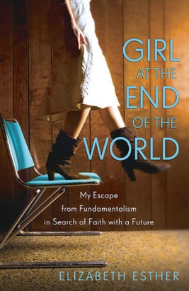 Girl at the End of the World book cover
