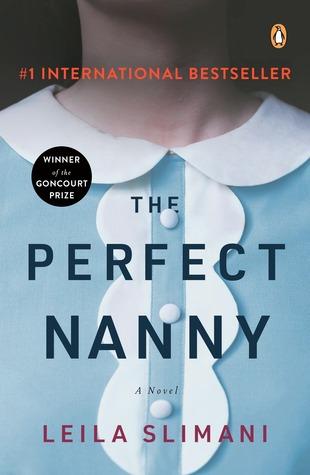 The Perfect Nanny book cover