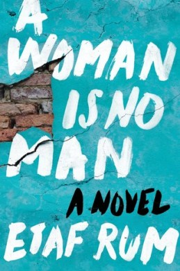 A woman is no man book cover