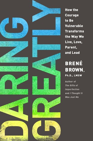 Book cover for Daring Greatly