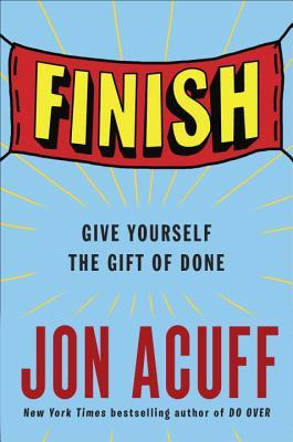 Book cover for Finish