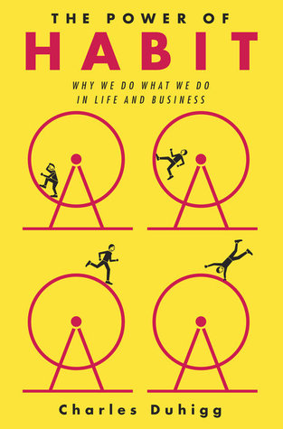 Book cover for The Power of Habit