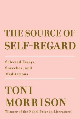 The Source of Self-Regard book cover
