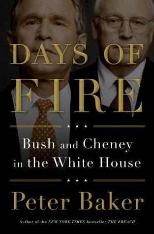 Days of Fire book cover