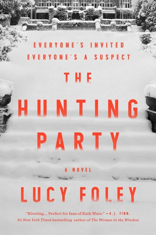 The Hunting Party book cover