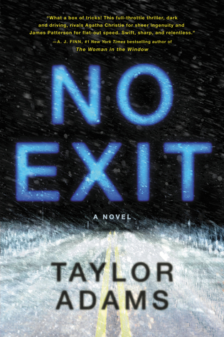 No exit book cover