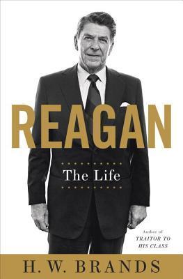 Reagan: the Life book cover