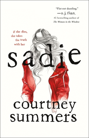 Sadie book cover