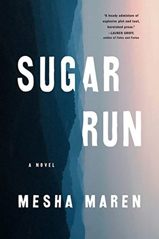 Sugar run book cover