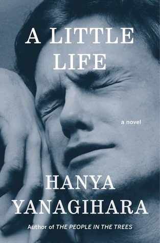 A Little Life book cover