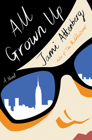 All Grown Up book cover