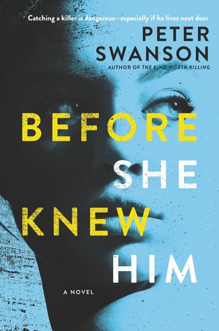 Before she knew him book cover