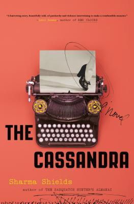 The cassandra book cover