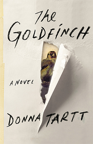 The Goldfinch book cover