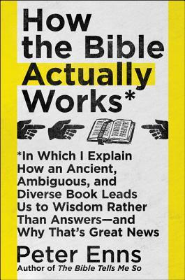 How the Bible Actually Works book cover