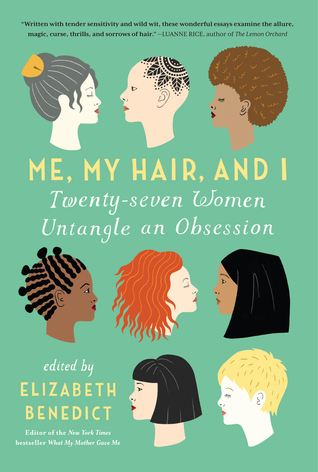 Me, My Hair, and I book cover