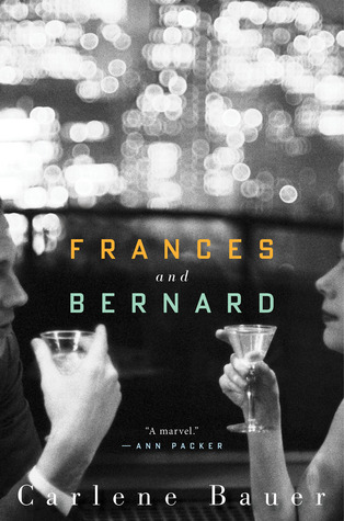 Frances and Bernard book cover