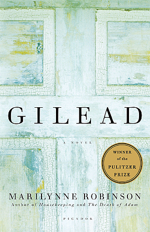 Gilead book cover