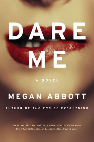 Dare Me book cover