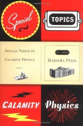 Special Topics in Calamity Physics book cover