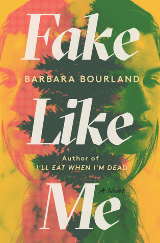 Fake like me book cover