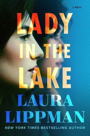 Lady in the lake book cover