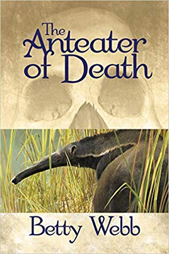 The Anteater of Death book cover
