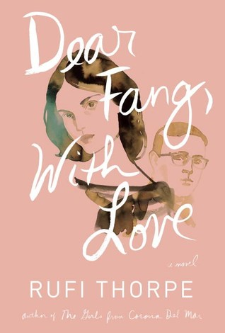 Dear fang with love book cover