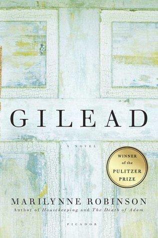 Gilead book cover