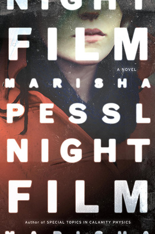 Night film book cover