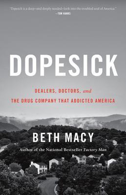Dopesick book cover