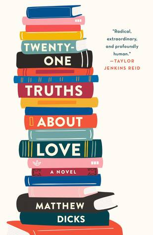 twenty-one truths about love book cover