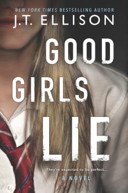 Good girls lie book cover