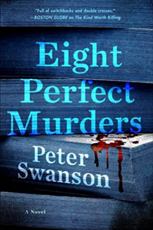 Eight perfect murders book cover