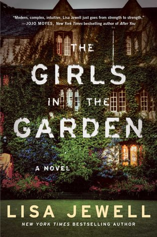 The girls in the garden book cover