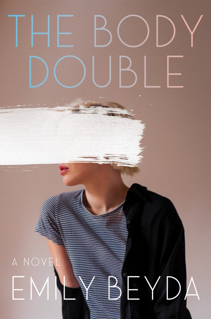 The body double book cover