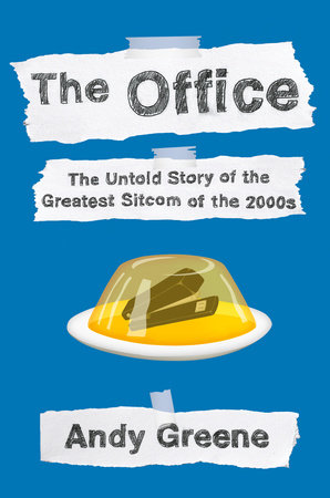 The office book cover