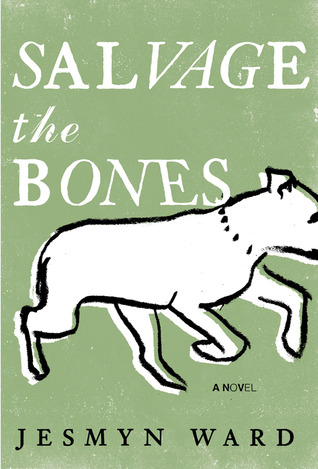 Salvage the bones book cover