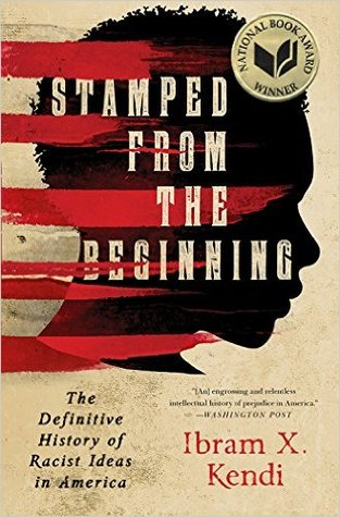 Stamped from the beginning book cover