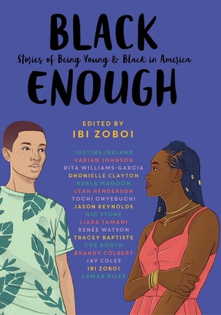 Black enough book cover
