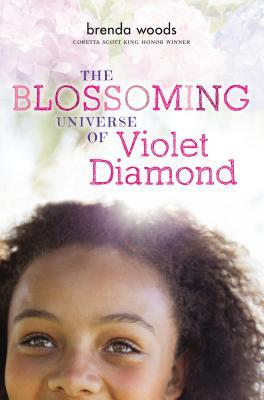 The blossoming universe of violet diamond book cover