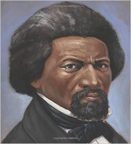 Frederick Douglass biography book cover