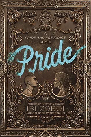 Pride book cover