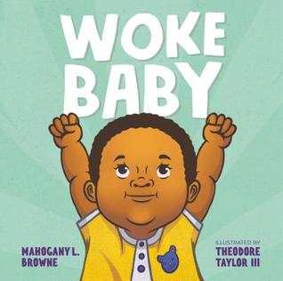woke baby book cover