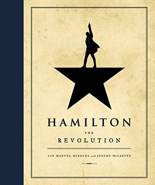 Hamilton: the revolutions book cover