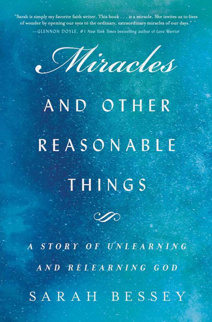 Miracles and other reasonable things book cover