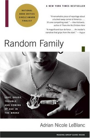 Random family book cover