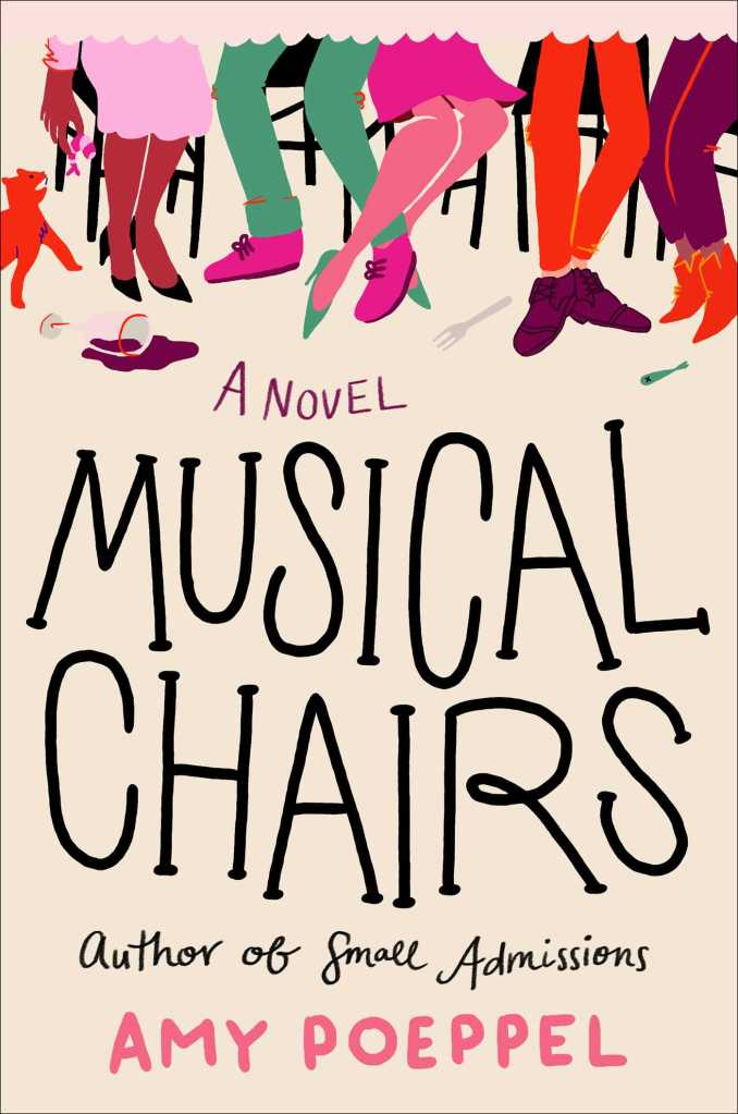 Musical chairs book cover