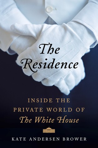 The residence book cover